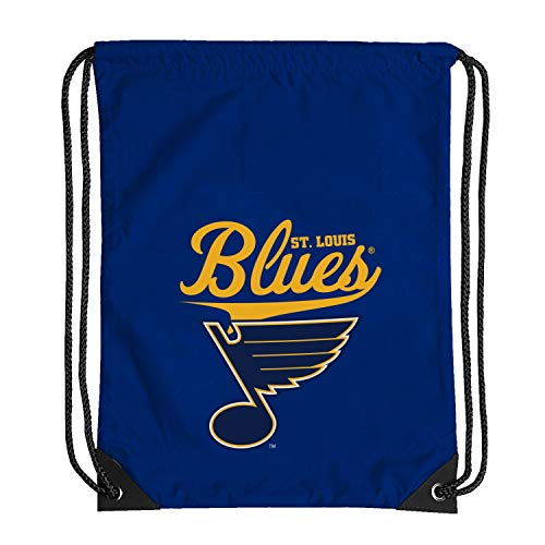 (NHL St. Louis Blues Team Spirit Backsack)