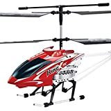 3.5 Channel RTF RC Remote Control Helicopter Big Size with LED's, GYRO