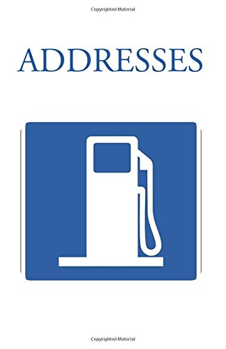 ADDRESSBOOK - Petrol Station PDF