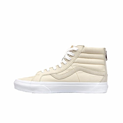 Vans Mens SK8-Hi Reissue ZI Sneaker White/Sand For sale online lowest price outlet huge surprise buy cheap in China KQWVcH