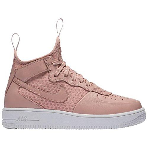 削除するドライブ不確実(ナイキ) Nike Air Force 1 Ultraforce Mid レディース バスケットボールシューズ [並行輸入品]