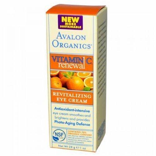 Avalon Vitamin C Eye Cream ( 1x1 OZ) by Generic (Cream 1% Generic)