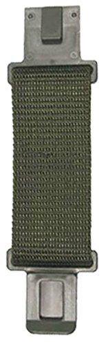 Nylon Style Belts Gi (Military Outdoor Clothing 1029-OD Never Issued US GI OD Buckle Pistol Belt Extenders)
