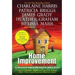 Home Improvement: Undead Edition [Audiobook, Mp3 Audio, Unabridged] [Audio Cd]