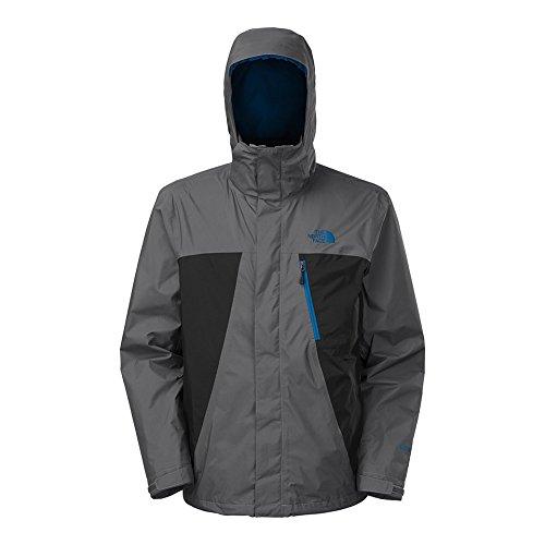 Men's Mountain Light Jacket - XL REG - VANADIS GREY / TNF (North Face Mountain Light Jacket)