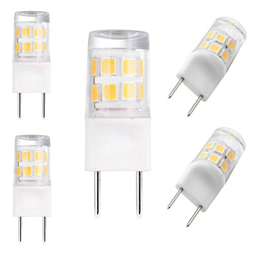 All New LED G8 Light Bulb, 120V,2.5 Watts.Size Design: 1.48
