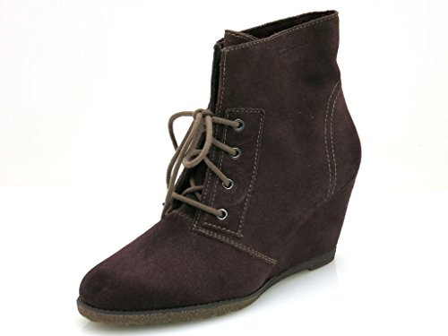 Aubergine 25114 Femme 29 1 1 Boots Tamaris Trend 08wxaRq8O
