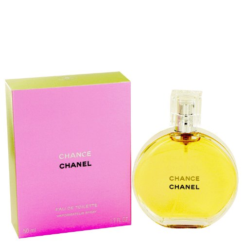 Chânel Chance Eau Fraiche Eau De Toilette Spray for Woman, EDP 1.7 Ounces 50 ML