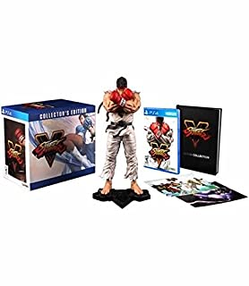 Street Fighter V - Collector's Edition - PlayStation 4 (B014PCUKJO)   Amazon price tracker / tracking, Amazon price history charts, Amazon price watches, Amazon price drop alerts