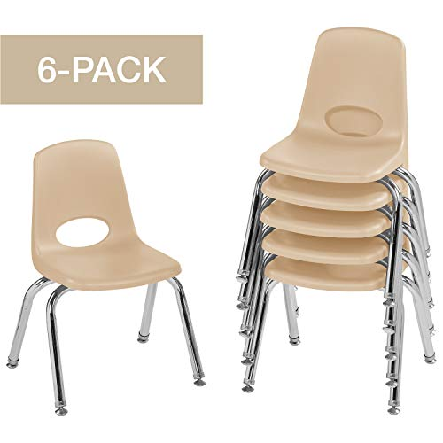12 Chair School Stack (12