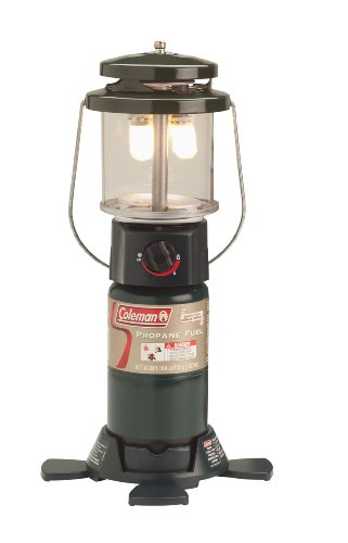 Coleman Deluxe PerfectFlow Lantern with Soft Carry Case, Outdoor Stuffs