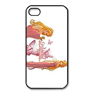 iphone4 4s Phone Case Black Enchanted Giselle CYL8675307