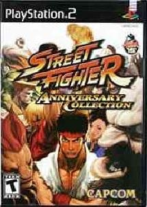 Street Fighter Anniversary Collection - 1