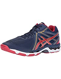 Mens Gel-Netburner Ballistic MT Volleyball Shoe,