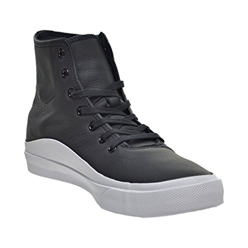 Converse Chuck Taylor All Star Quantum High Sneaker Uomo in pelle nero Black/White