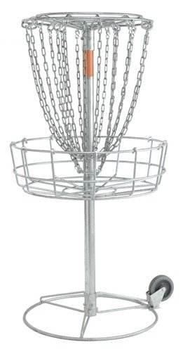 DGA MACH NEW II Portable Disc Golf Basket by DGA