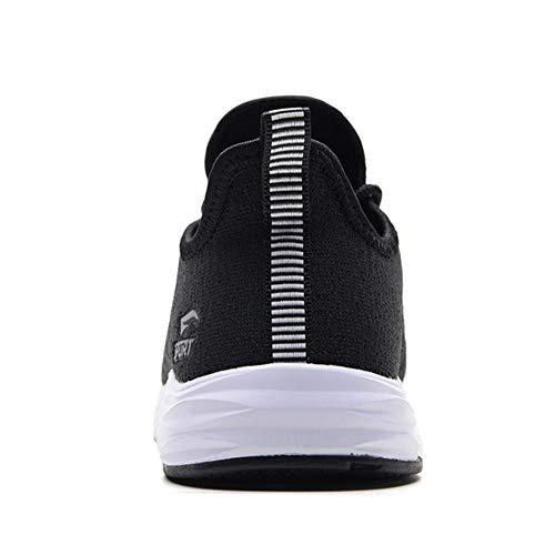 Noir Femme Baskets Casual Sneakers Chaussures Homme Running Sport De Course 11wRxzPq
