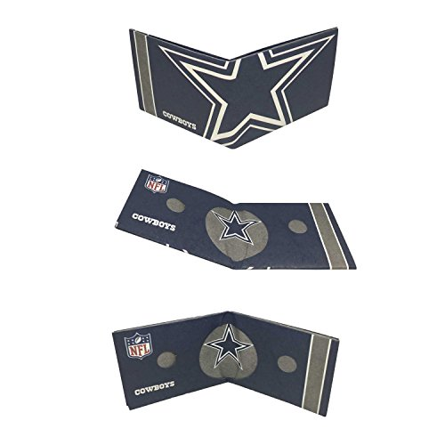 Dallas Cowboys Souvenir Wallet - Tyvek