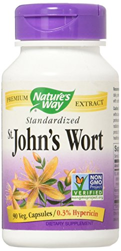 Natures Way St Johns Worth Std - Glycerine Natures Way