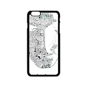 Nine inch nails man face Cell Phone Case for iPhone 6