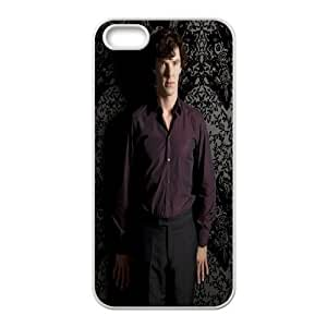 Generic Case Sherlock For iPhone 5, 5S 887A2W8526