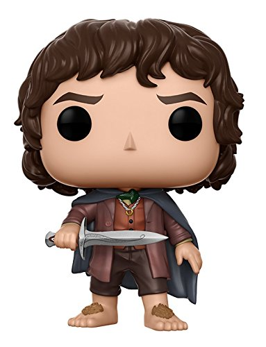 Costume Collector Bill (Funko POP Movies The Lord of the Rings Frodo Baggins Action)