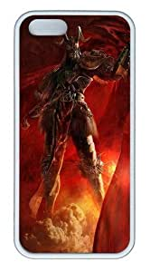 3D Angry Soldiers TPU Silicone Rubber iphone 6 plus Case Cover - White
