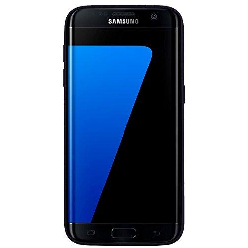 Funda Samsung Galaxy S7, EUWLY Silicona Carcasas Samsung Galaxy S7 TPU Funda Antigolpes Anti-Rasguño Ultra Slim Cover Soft Case Protectora Estuche Carcasa de TPU Pintada en Relieve Creativa Diseño Sil Ojos rojos