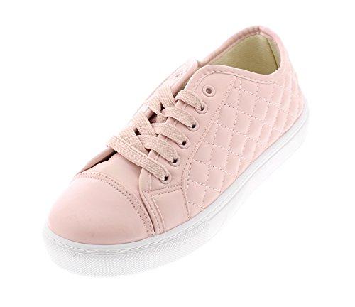 Pink Tennis Shoe - 1