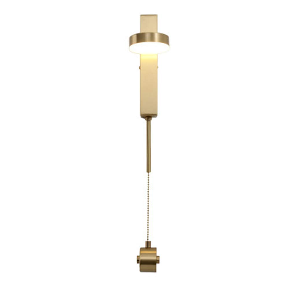 北欧ポストモダンライトラグジュアリーウォールランプ、クリエイティブファッションデザインリビングルームの寝室通路ベッド美しい装飾照明 B07TRLGN2B