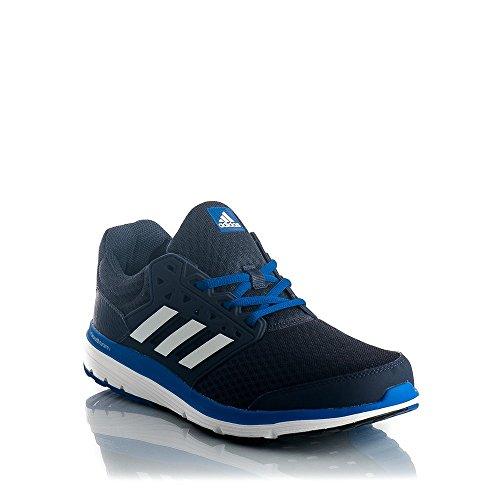 adidas galaxy 3 m - Zapatillas de deporte para Hombre, Azul - (GRIMED/FTWBLA/REAUNI) 43 1/3
