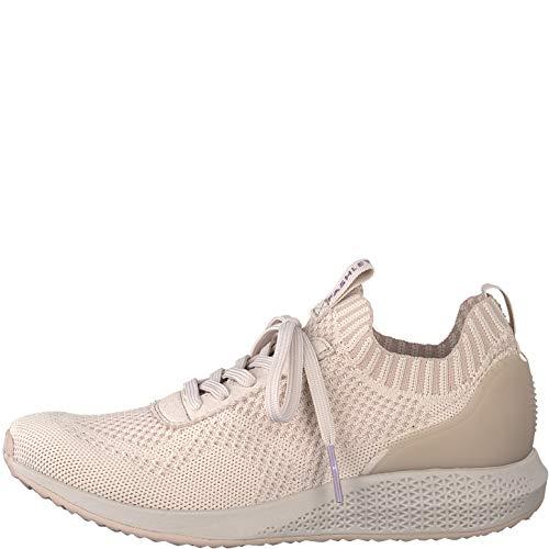 scarpe Tamaris 22 1 Sneaker 23714 Donna Da scarpe sportivo Lacci Stringate scarpe scarpe scarpe sneaker Strada Pink 1 Light Casuale elegante Con 0w0Cqxr
