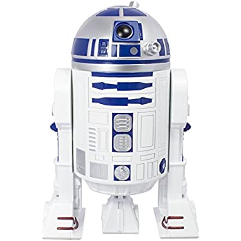 Star Wars R2D2 Talking Cookie Jar with R2D2 trademark beeping sounds