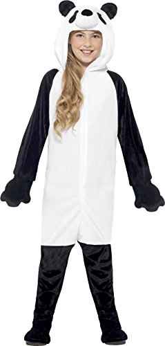 Panda Bear Kids Costume