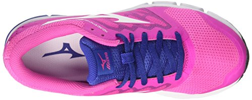 Md Women's Electric Multicolor White W Shoes Deepultramarine Running Synchro Mizuno OExawqdPP
