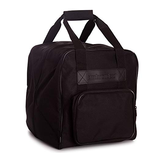 Embroidex Black SERGER/OVERLOCK Carrying Case - Carry Tote/Bag Universal ()