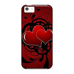 Durable Protector Case Cover With iphone 6 Valentine Hot Design For Iphone 5c