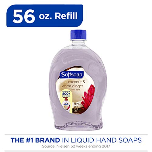 - Softsoap Liquid Hand Soap Refill