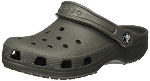 Olive – Verde Sabot Adulto Crocs Unisex Classic dusty 0wqx4tg