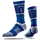 NBA Dallas Mavericks Strideline Player Crew Socks , Dennis Smith Jr. , Dennis Smith Jr.