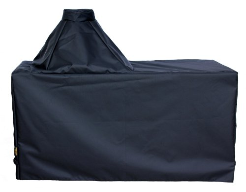 "Cowley Canyon Brand X-Large Ceramic Egg Type Kamado Table Cover, 61""L-33""W-32""H. by Cowley Canyon"
