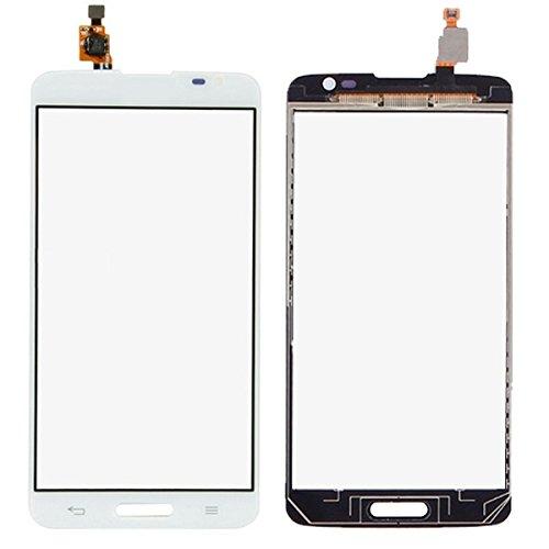 HONGYU Smartphone Spare Parts Touch Panel for LG G Pro Lite / D680(Black) Repair Parts (Color : White)