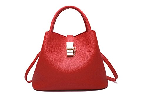Women Red Style Bag Wallet Ouvin For 1xfXzcw