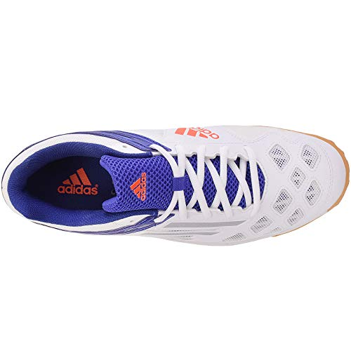 Zapatillas De Color Adidas Blanco Bádminton Hombre Para Performance OHfCSwCqP
