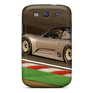 Fashion YZl2493NDXq Case Cover For Galaxy S3(porsche 918 Spyder)