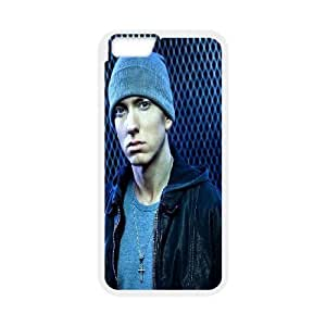 Custom High Quality WUCHAOGUI Phone case Eminem - Super Singer Protective Case For Apple Iphone 6,4.7