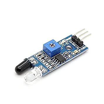 Módulo detector Sensor de Obstáculos Sensor de Evitación IR infrarrojos para Arduino: Amazon.es: Electrónica