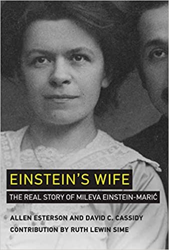 Isnt It Pity Real Problem With Special >> Einstein S Wife The Real Story Of Mileva Einstein Maric The Mit