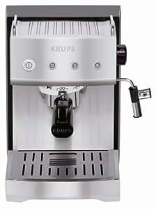 Krups XP5280, Plata/Negro, 1400 W, 230 x 283 x 300 mm - Máquina de café