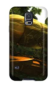 Hot 8417326K15303790 New Arrival Case Specially Design For Galaxy S5 (skyrim)